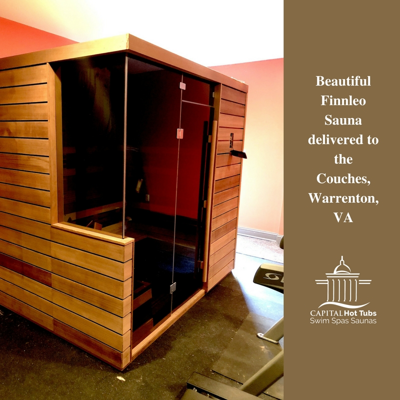 finnleo sauna warrenton virginia