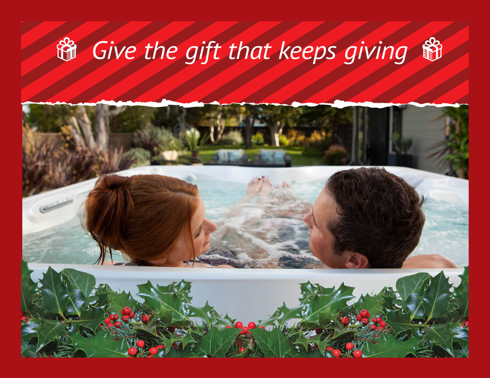 Holiday Hot Tub & Sauna Sale