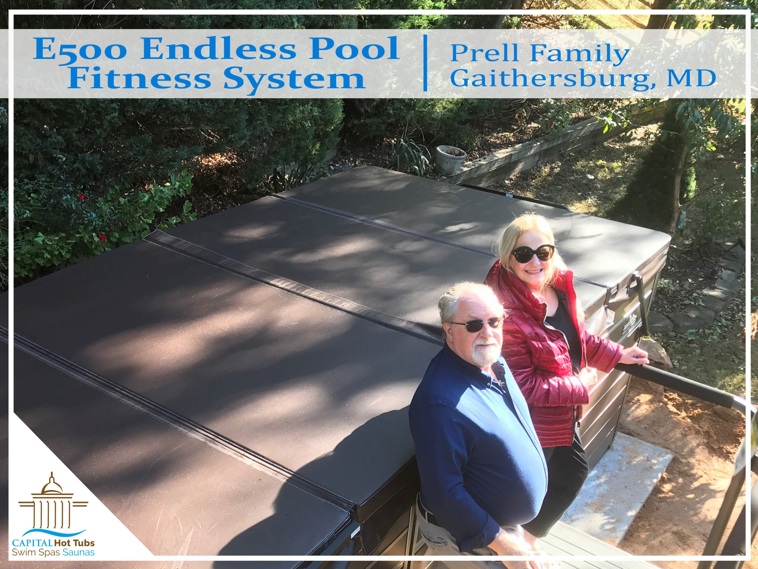 Endless Pool fitness system gaithersburg, md