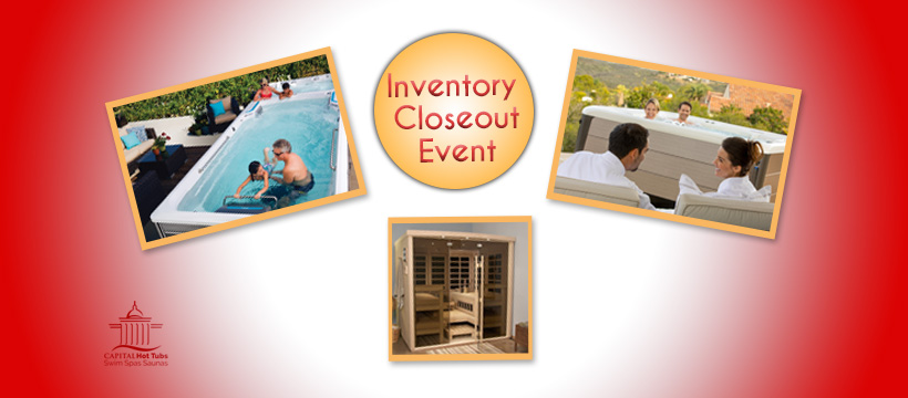 Inventory Closeout Event
