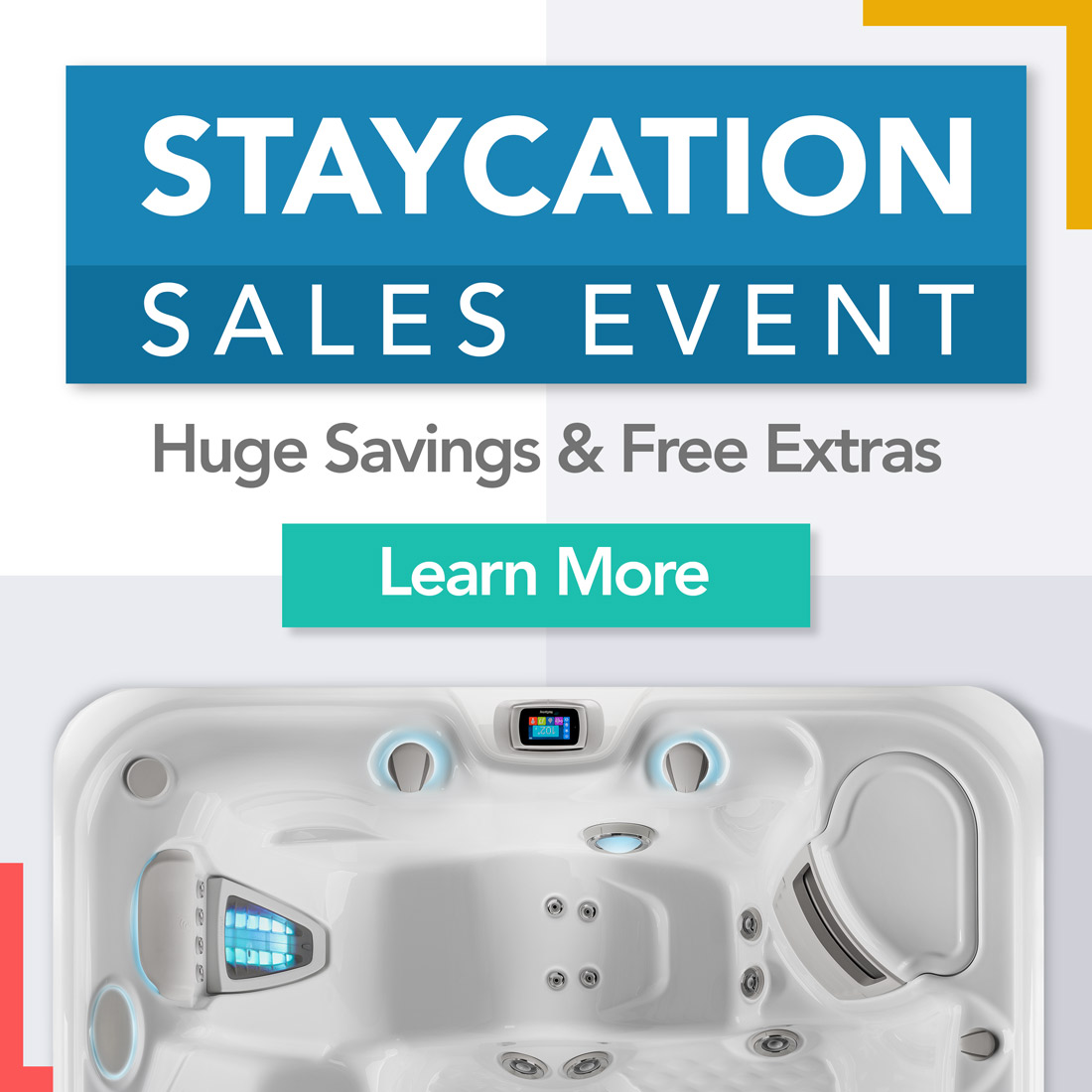 Staycation Sales Event