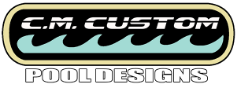 Custom Pool Gallery | CM Designs Inc.