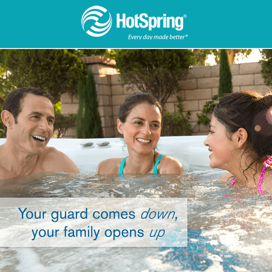 free hotspring spa brochure