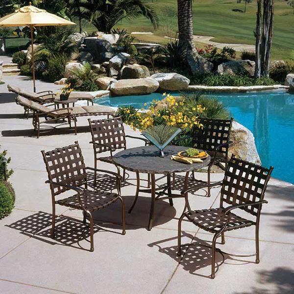 tropitone furniture coastal spa patio rh coastal spas com Tropitone Chairs Outdoor Patio Furniture