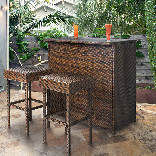 Tropitone Furniture Coastal Spa Patio