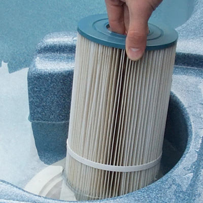 Hot Tub Valet Cleaning Services Family Image