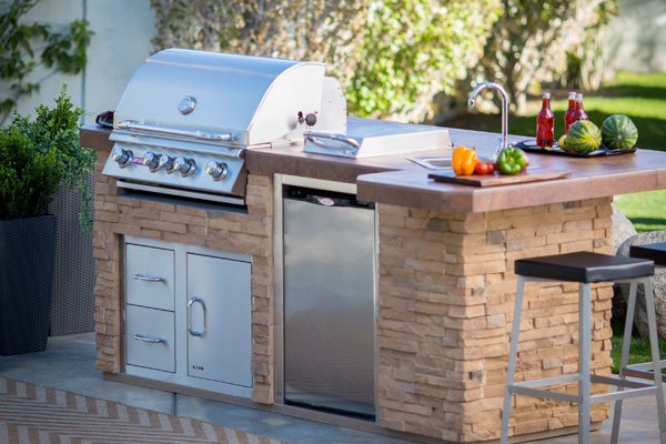 Bull Outdoor Grills Family Image