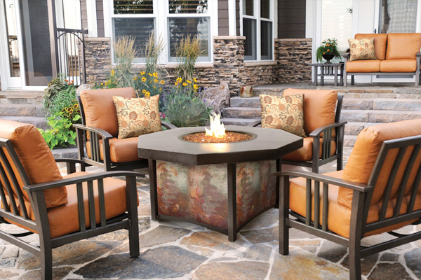 Homecrest Outdoor Furniture Family Image
