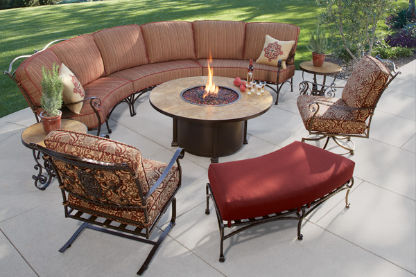 O.W. Lee Outdoor Furniture Family Image