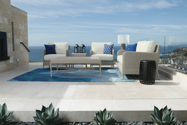 Sunset West Outdoor Furniture Family Image