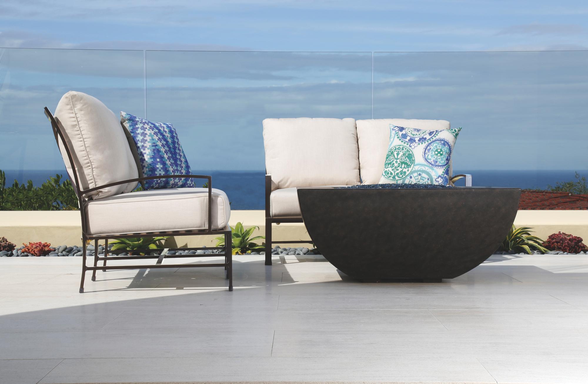Sunset West Furniture Coastal Spa Amp Patio