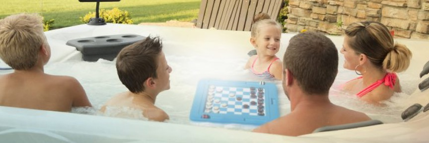 What Games Can You Play In A Hot Tub?