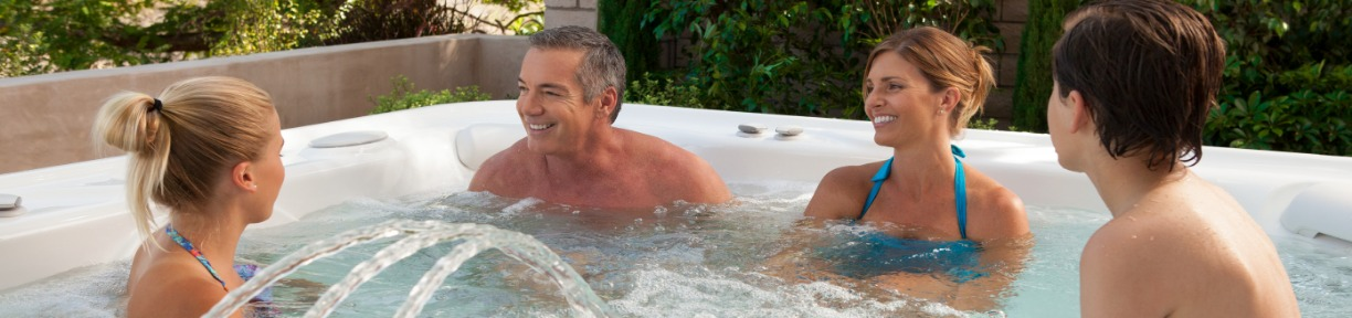 Hot Tub Soaking And Laughter Are Good For Your Immune System