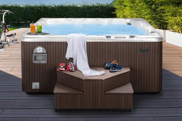 Beachcomber Hot Tubs Family Image