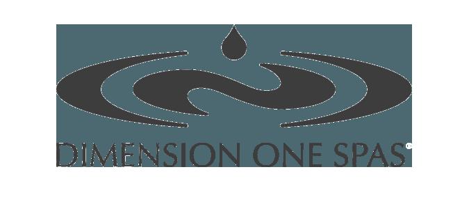 Dimension One | Logo Black