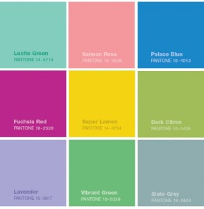 spring-summer-color-trends-2009