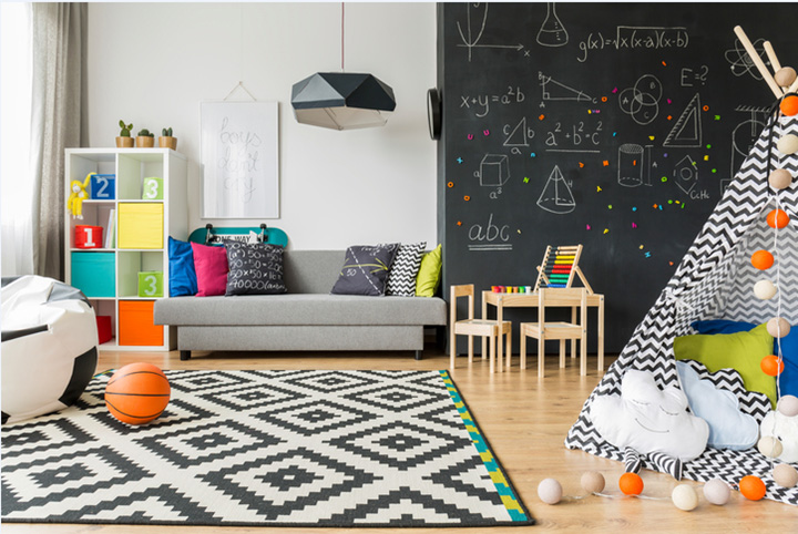 Coles Fine Flooring   Kids Bedroom Decorating Ideas