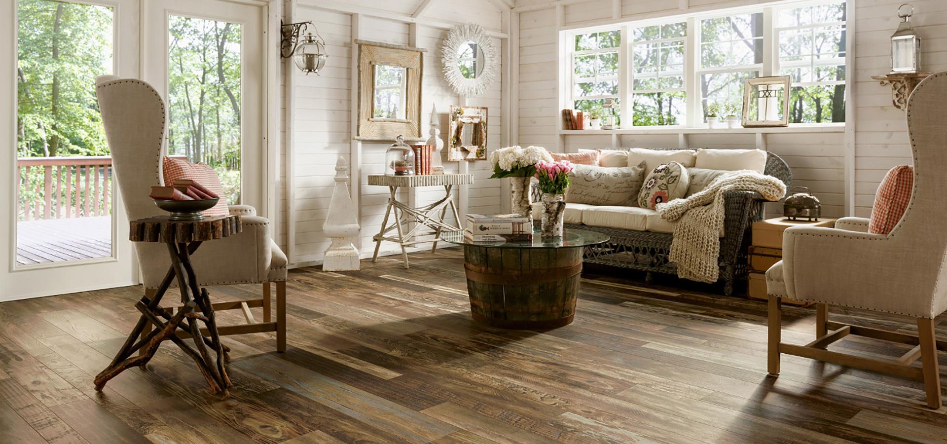 Laminate Flooring at Coles Fine Flooring