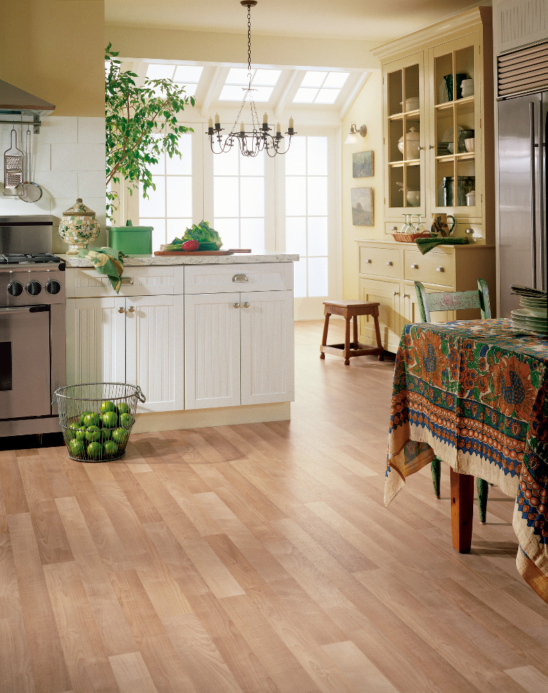 Armstrong Sheet Vinyl Flooring Kitchen