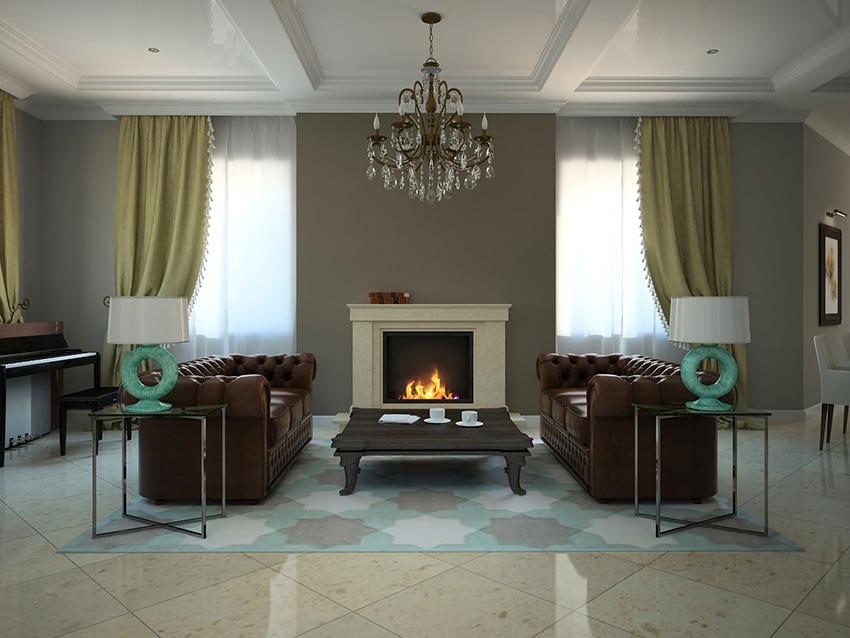 Coles Fine Flooring | living room decor