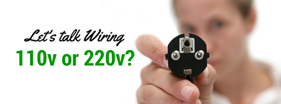 What's the difference between 110v and 220v hot tubs?