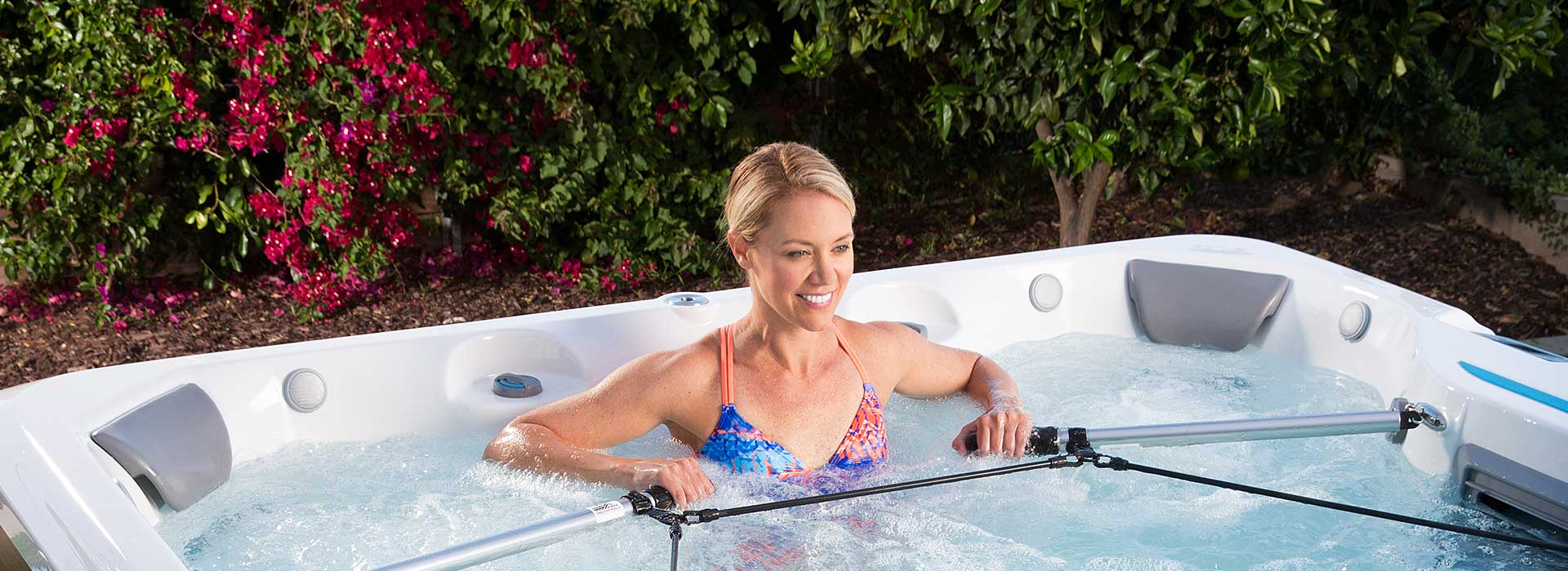 Improve Health with a Lap Pool at Home, Swim Spas Mitchell