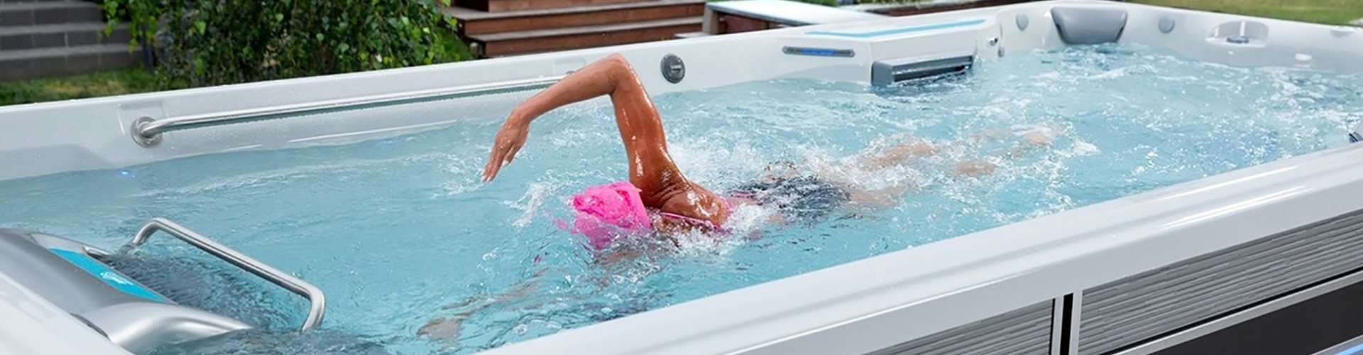 What is a Swim Spa and How Can I Use it? Swim Spas Brandon