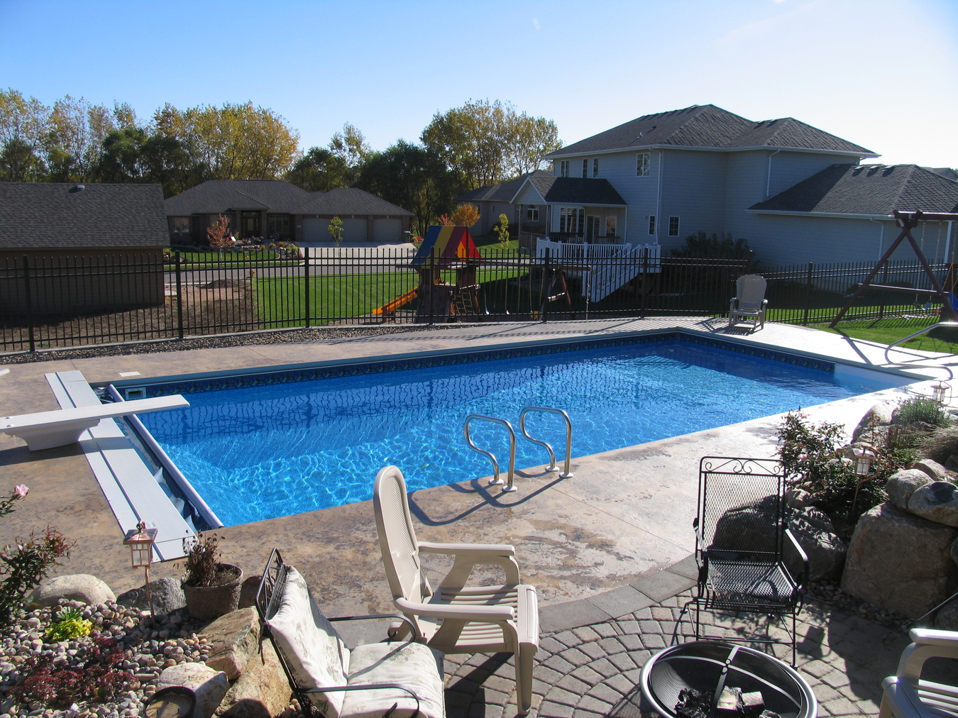 Inground Pools Hot Tubs Sioux Falls Brookings Mitchell