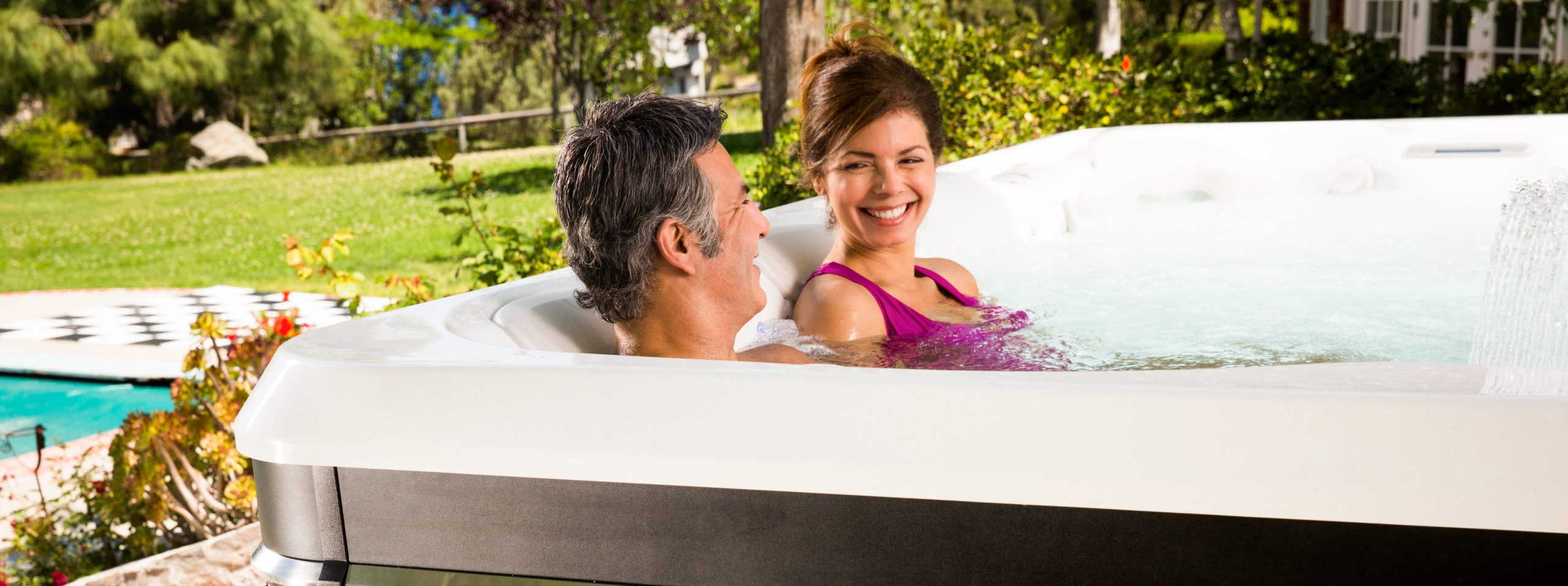 Soak in the Backyard Spa to Relieve Post Workout Pain, Hot Tubs Sioux Center