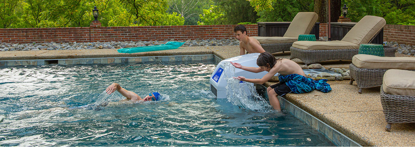 Use Fastlane Pro to Get More From Your Swimming Pool, Swim Spas Hartford SD