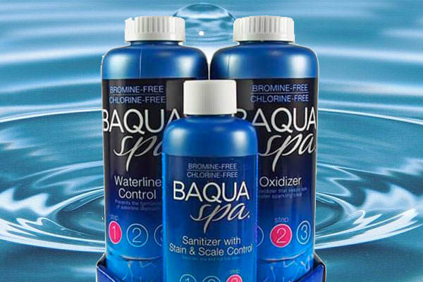 Baqua Spa Family Image