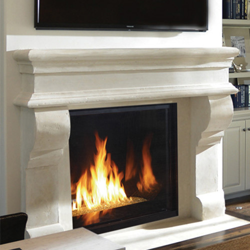 Fireplace Repair Family Image