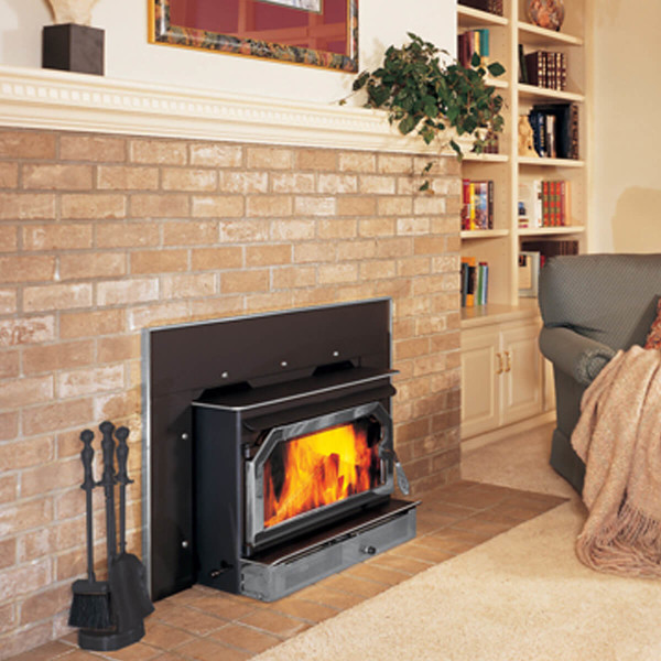 legacy insert fireplace