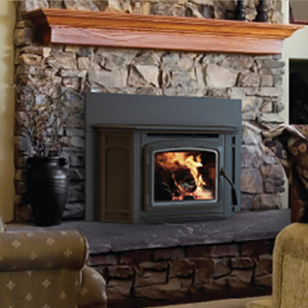 montlake brick fireplace