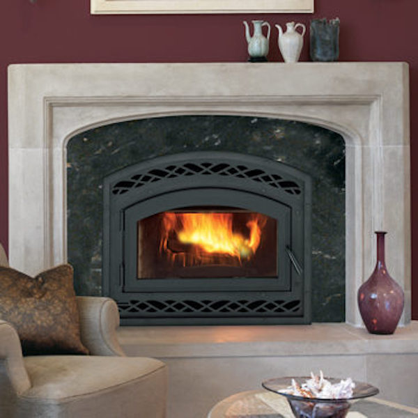 montecito fireplace