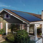 sunpower-equinox house rooftop