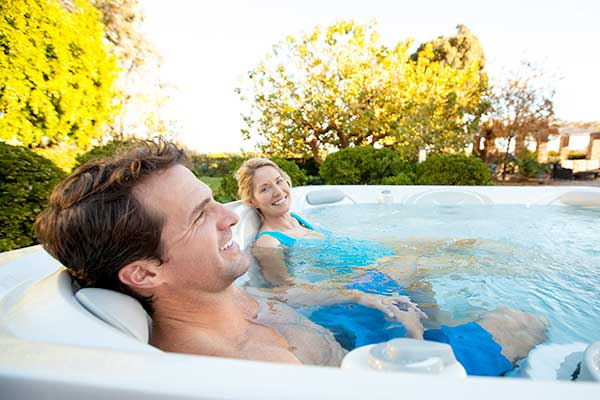 Hot Tub Financing Family Image