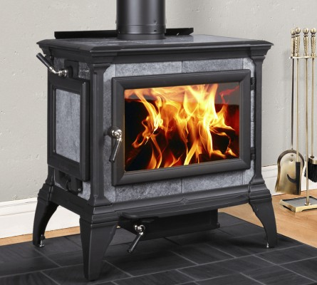 Fireplaces, stoves and inserts