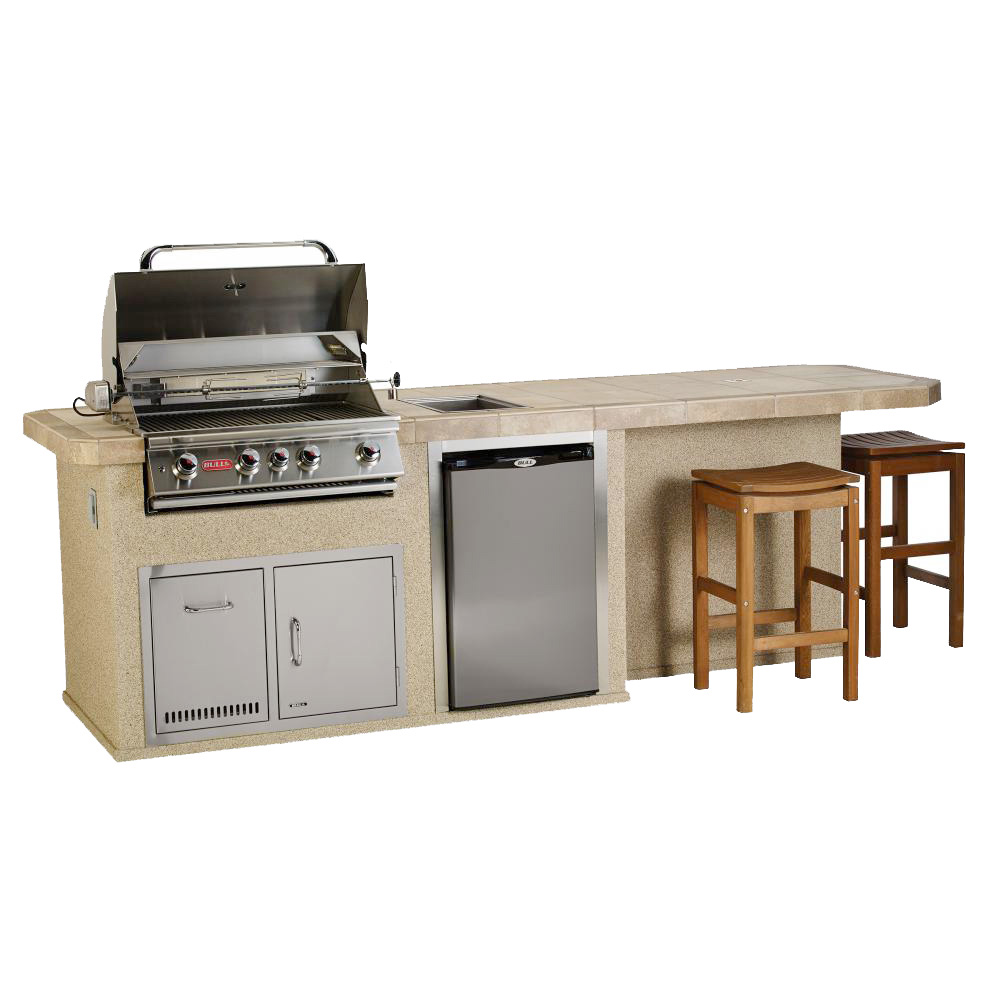 Bull Outdoor Kitchens Archives - Fun Outdoor Living