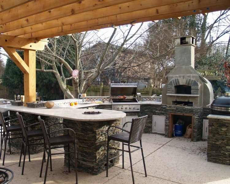 Pizza Oven Gallery - Fun Outdoor Living