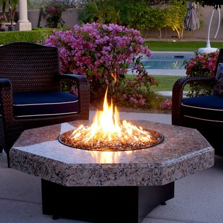 Oriflamme Fire Tables Family Image