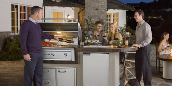 Lynx Professional Grills Family Image