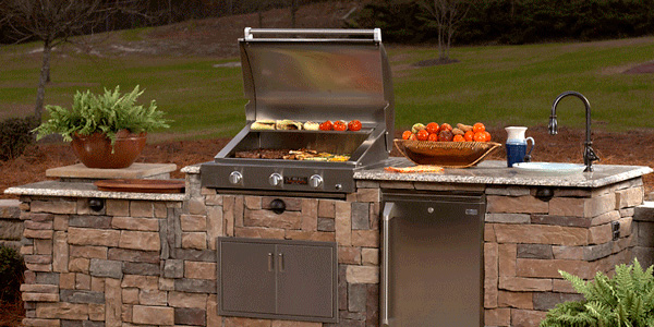 TEC Infrared Grills Family Image