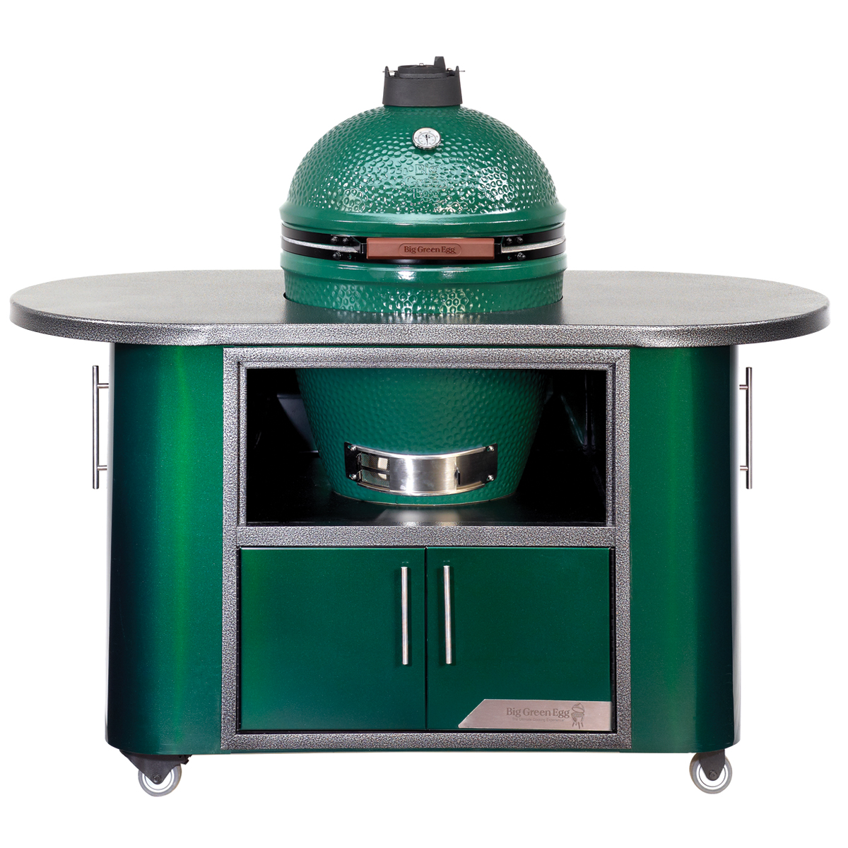 Big Green Egg Outdoor Kitchen: Big Green Egg Islands