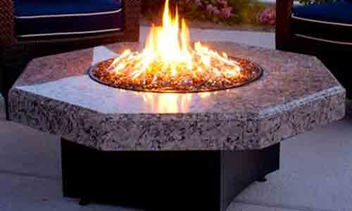 Firepit table in Charlotte, NC