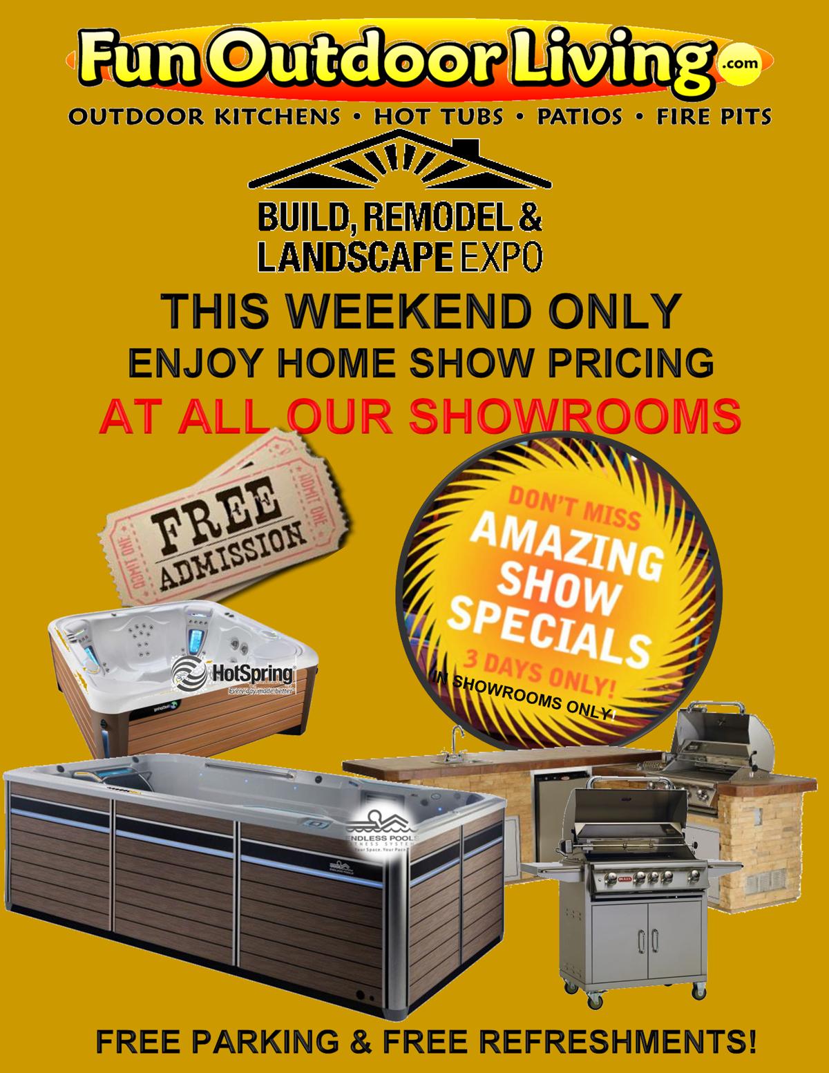 Amazing Showroom Specials!