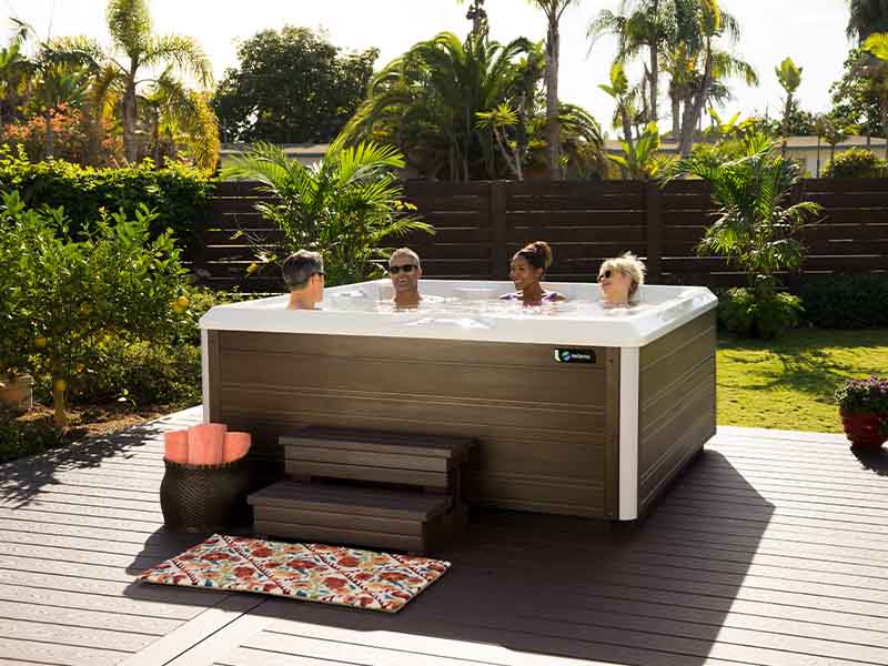 Hot Spring Spas Limelight Collection
