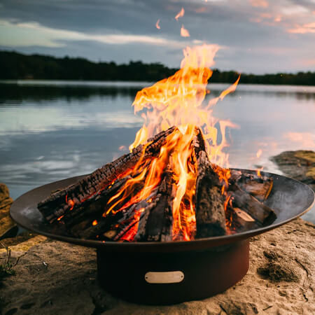 Fire Pit Art Fire Pits Family Image