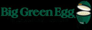 Big Green Egg logo for grill Island