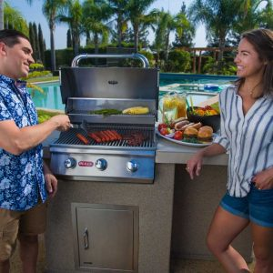 Bull Grill Outdoor Kitchen